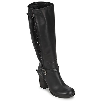 Chaussures Femme Bottes ville JFK SEMATA Noir