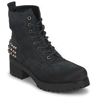 Chaussures Femme Boots JFK SIMAIT Noir