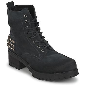 Chaussures Femme Bottines JFK SIMAIT Noir