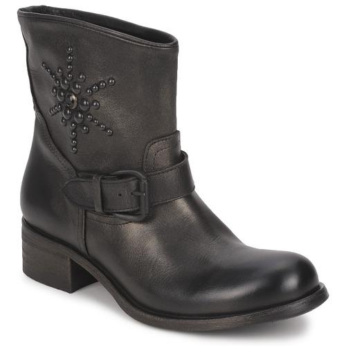 Chaussures Femme Boots JFK OSSIR Noir