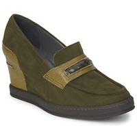 Chaussures Femme Mocassins Stéphane Kelian GARA Vert