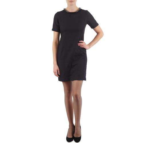 Vêtements Femme Robes courtes Eleven Paris TOWN WOMEN Noir