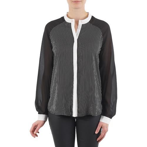 Vêtements Femme Chemises / Chemisiers Manoukian RAGANE Noir