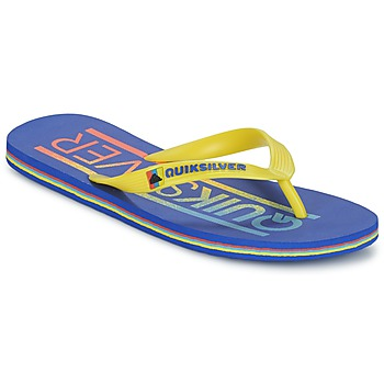 Tongs Quiksilver MOLOKAI WORDMARK