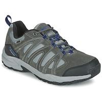 Chaussures Homme Randonnée Hi-Tec ALTO II LOW WP Charbon / Bleu