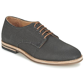 Chaussures Femme Ville basse Hudson HADSTONE Noir