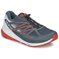 Chaussures Air max tnHomme Running / trail Salomon SENSE PROPULSE Gris / Rouge