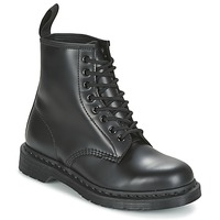 Chaussures Air max tnBoots Dr Martens 1460 Mono Noir Smooth