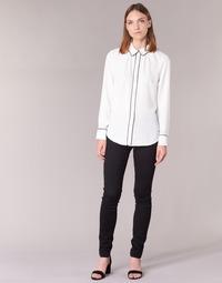 Vêtements Femme Jeans slim Only SOFT Noir