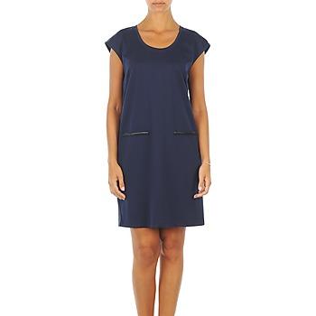 Vero Moda CELINA S/L SHORT DRESS Marine