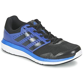 Chaussures-de-running adidas Performance DURAMO 7 M Noir / Bleu
