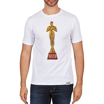 Vêtements Homme T-shirts manches courtes Wati B TSOSCAR Blanc