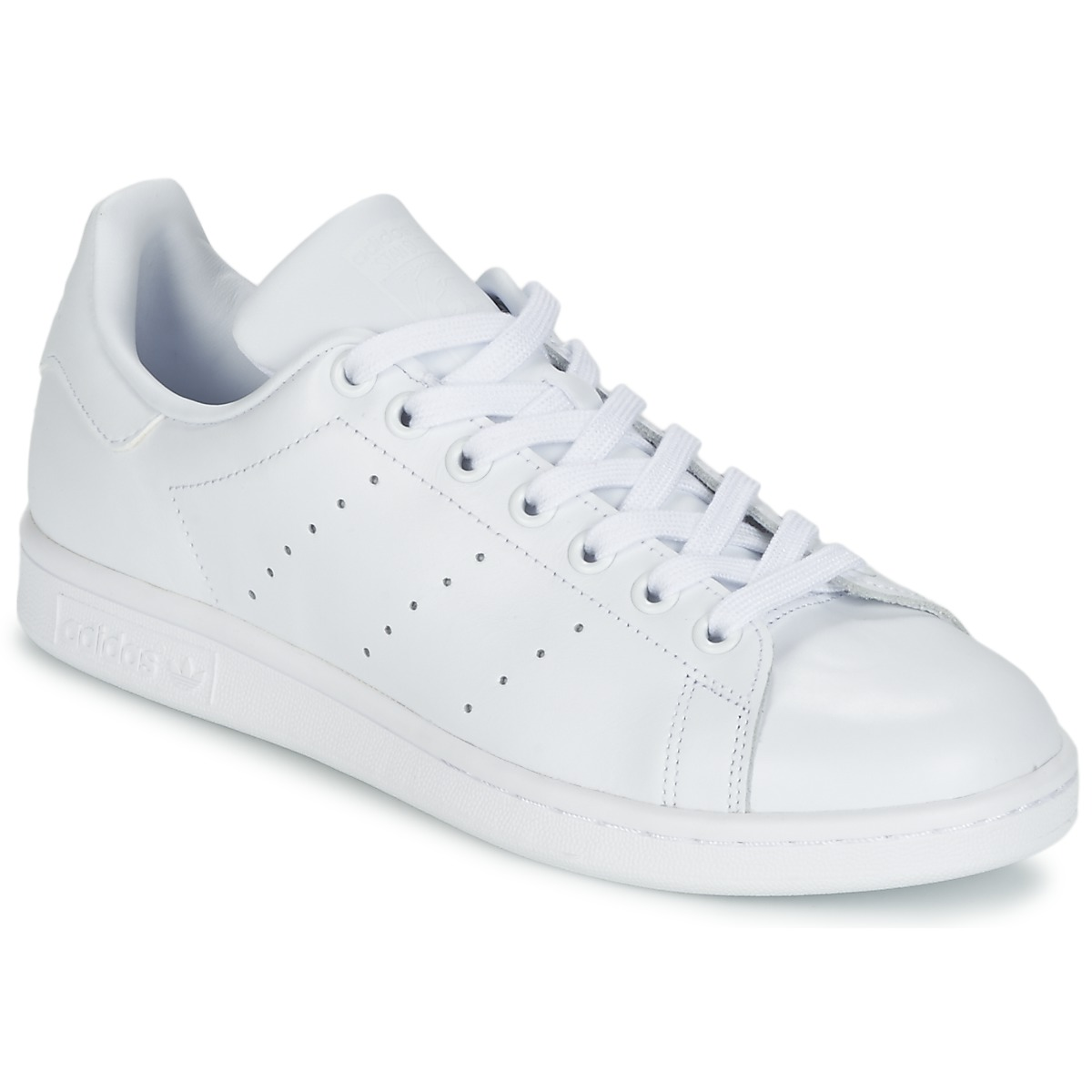adidas stan smith blan chaussures femme. baskets mode. sneaker