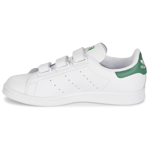 adidas Originals STAN SMITH CF Blanc / Vert