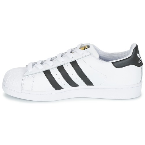 adidas Originals SUPERSTAR J Blanc