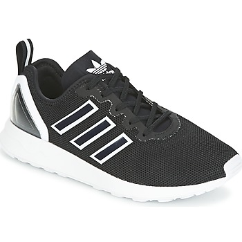 Chaussures Baskets basses adidas Originals ZX FLUX RACER Noir