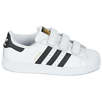 Baskets basses enfant adidas SUPERSTAR FOUNDATIO