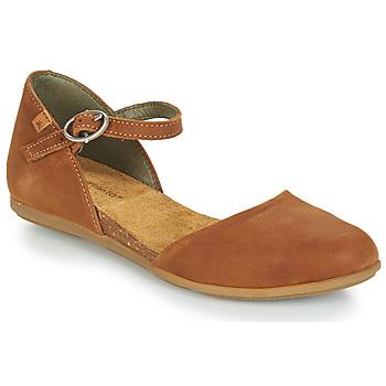Chaussures Air max tnFemme Sandales et Nu-pieds El Naturalista STELLA Marron