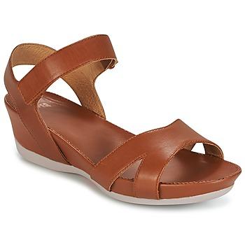 Chaussures Air max tnFemme Sandales et Nu-pieds Camper MICRO Marron