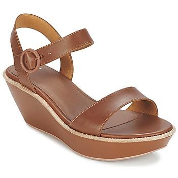 Chaussures Femme Sandales et Nu-pieds Camper DAMAS Marron