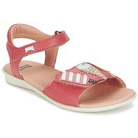 Chaussures Fille Sandales et Nu-pieds Camper TWS Rose