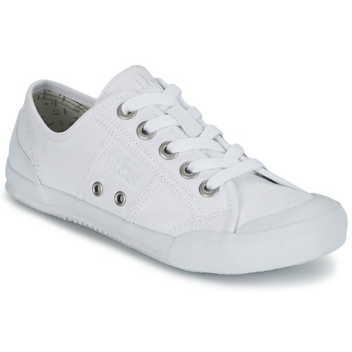 Chaussures Femme Baskets basses TBS OPIACE Blanc
