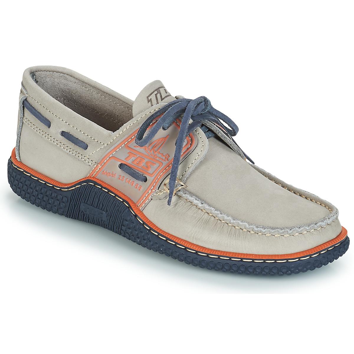 tbs globek gris chaussure pas cher avec chaussures chaussures bateau homme 129 00. Black Bedroom Furniture Sets. Home Design Ideas