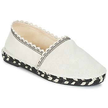 Chaussures Femme Espadrilles Paul & Joe Sister GALIERA Blanc