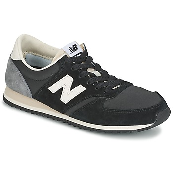 Chaussures Air max tnBaskets basses New Balance U420 Noir