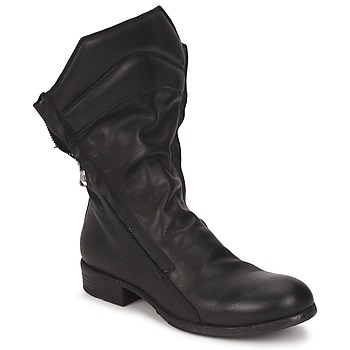 Chaussures Femme Boots Strategia FIOULI Noir