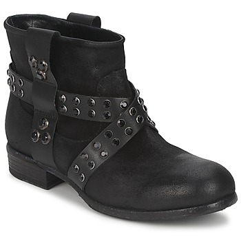Chaussures Femme Boots Strategia LUMESE Noir