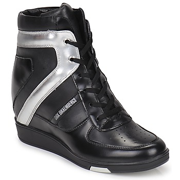 Chaussures Femme Baskets montantes Bikkembergs JODIE 2 Black