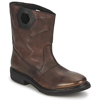 Chaussures Femme Boots Bikkembergs TEXANINO 12 Tdm