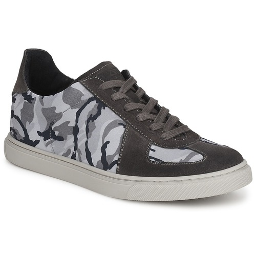 Chaussures Homme Baskets basses Ylati NETTUNO Gris