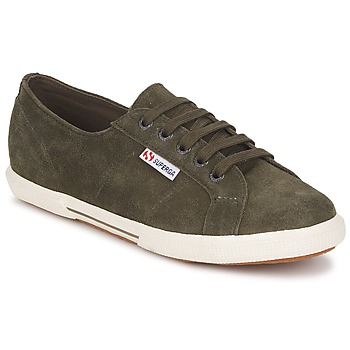 Chaussures Baskets basses Superga 2950 Army