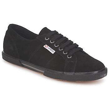 Chaussures Baskets basses Superga 2950 Noir