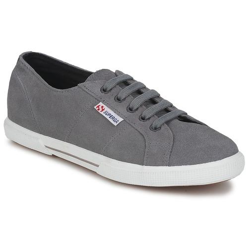 Chaussures Baskets basses Superga 2950 Gris