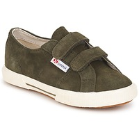 Chaussures Enfant Baskets basses Superga 2950 Army