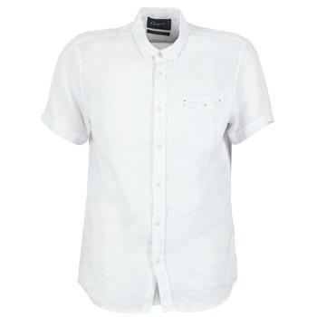 Chevignon C-LINEN Blanc