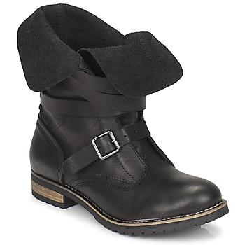 Chaussures Air max tnFemme Boots Casual Attitude GRAVINE Noir