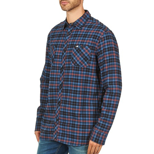 Rip Curl OBSESSED CHECK FLANNEL L/S SHIRT Bleu