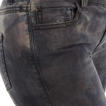 Esprit superskinny cam Pants woven Kaki
