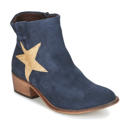 Chaussures Femme Bottines Betty London MAKANA Marine