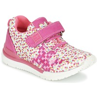 Chaussures Fille Baskets basses Agatha Ruiz de la Prada ADENOR Rose