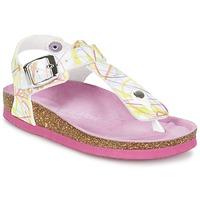 Chaussures Fille Sandales et Nu-pieds Agatha Ruiz de la Prada MARGANA Multicolor