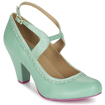 Chaussures Air max tnFemme Escarpins Cristofoli MIDINI Vert