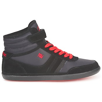 Chaussures Dorotennis MONTANTE STREET LACETS + VELCRO