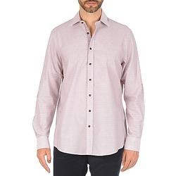 Vêtements Homme Chemises manches longues Hackett MULTI MINI GRID CHECK Multicolore
