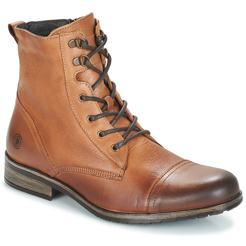 Chaussures Homme Boots Casual Attitude RIBELLE Camel