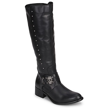 Botte ville Betty London RIME ROCK Noir